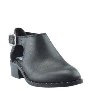 Lucky Brand Giovanna Black Heelsx Size 5.5 163229